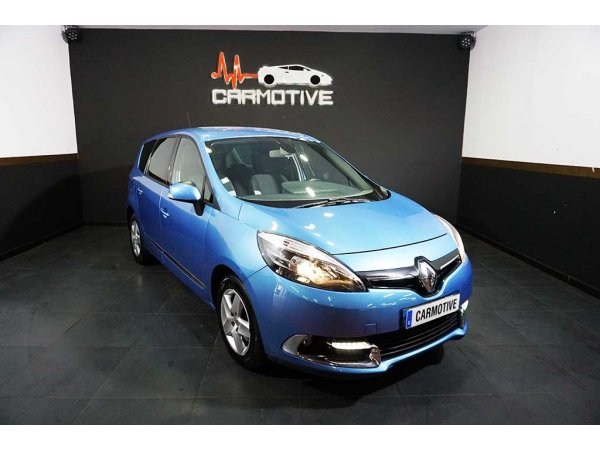 Renault Grand Scenic Limited Energy 1.5 dCi 110 CV eco2 7plazas - 0