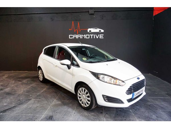 Ford Fiesta 1.5TDCI MANUAL 75CV