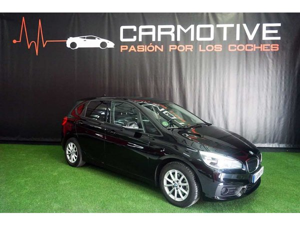 BMW 216 D ACTIVE TOURER MANUAL