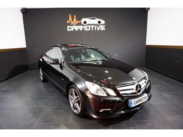 Mercedes-Benz E 350 Coupe CDI 271 CV Blue Efficiency Avantgarde