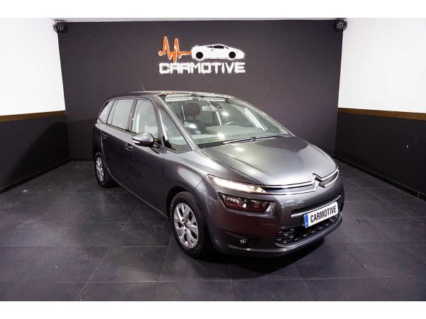 Citroen Grand C4 Picasso 1.6 BlueHDi 92 CV Automática Seduction 7 Plazas.