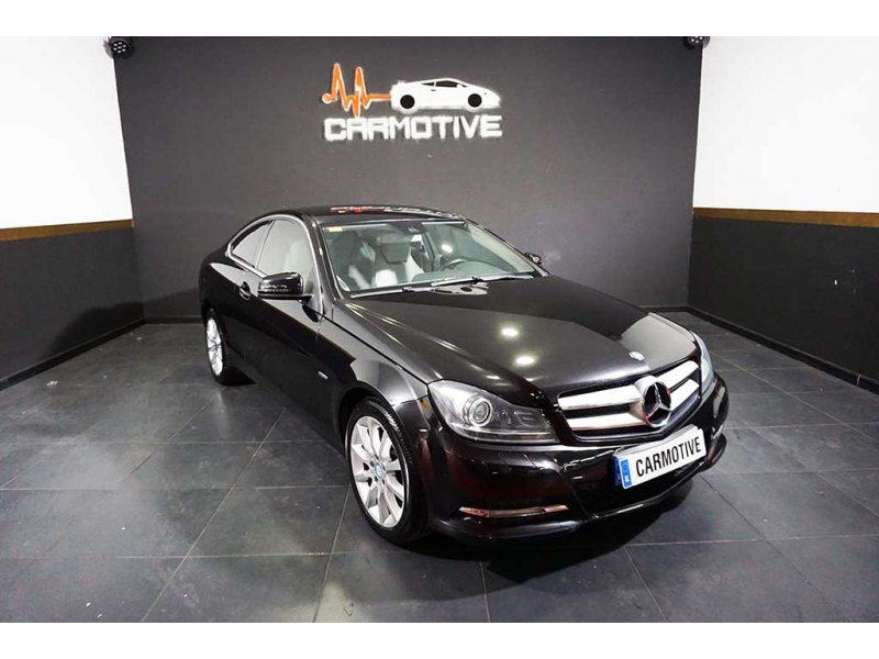 Mercedes-Benz C 220 CDI Blue Efficiency 170 CV Coupe