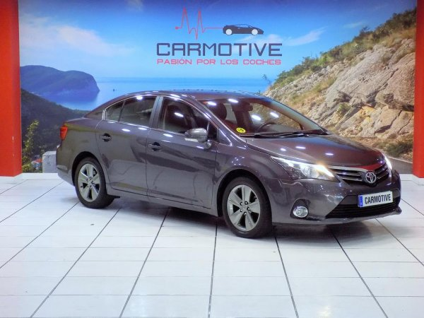 Toyota Avensis 2.0D 120 CV EXECUTIVE