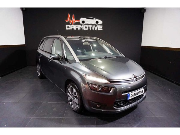 Citroen Grand C4 Picasso 2.0 BlueHDi 150 CV Airdream Exclusive Auto. 7 Plazas