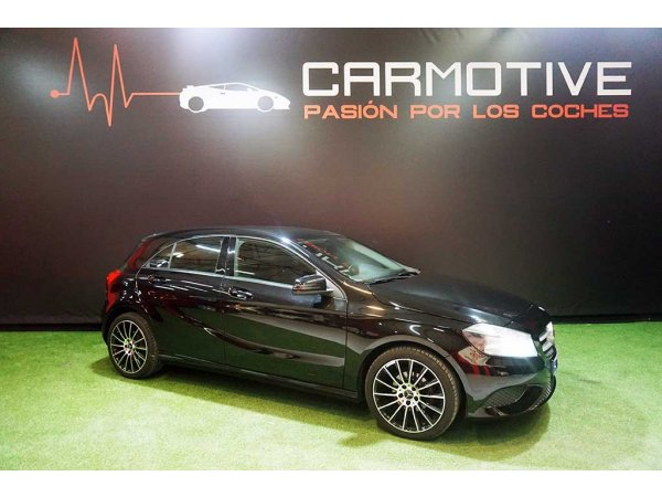 Mercedes-Benz A 180 D 109CV MANUAL