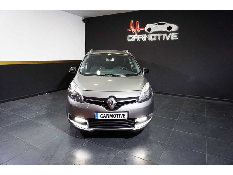 Renault Grand Scenic Limited Energy 1.5 dCi 110 CV eco2 7 Plazas