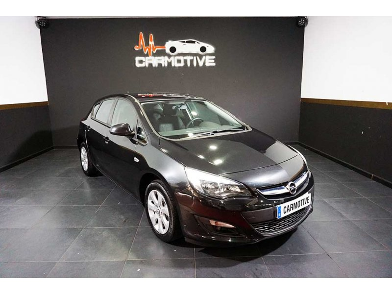 Opel Astra 1.6 CDTi S&S 110 CV Business