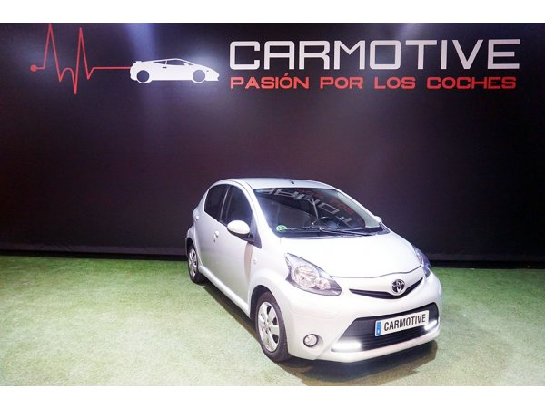 Toyota Aygo 1.0 CITY 68CV - 0