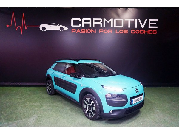 Citroen C4 CACTUS 1.6HDI FEEL EDITION 100CV
