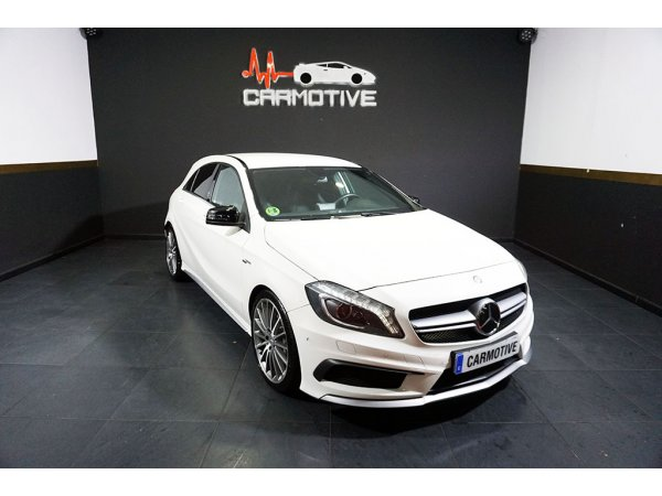 Mercedes-Benz A 45 AMG 4MATIC 360 CV Auto.