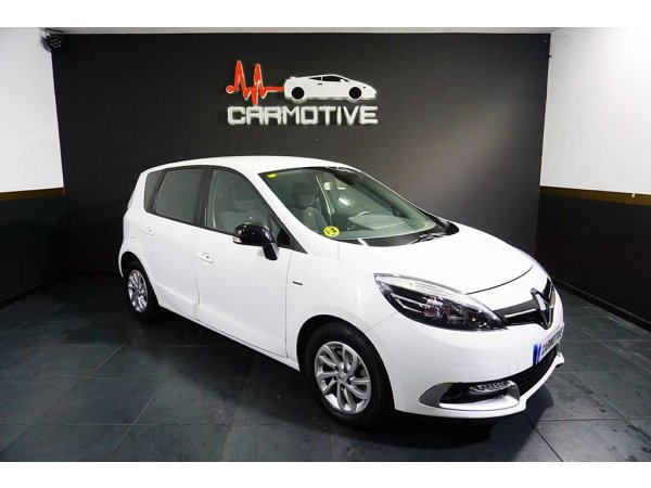Renault Scenic 1.6 DCI 130 CV LIMITED  - 0