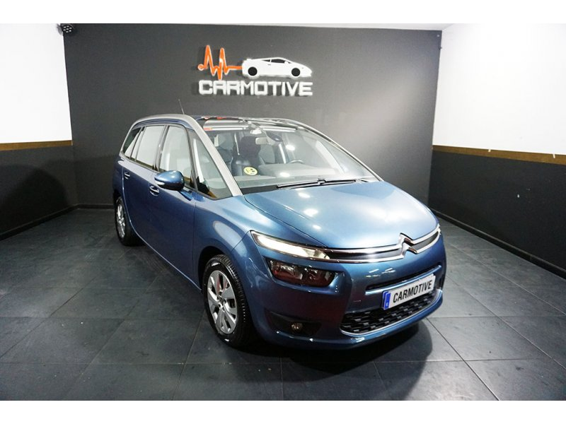 Citroen Grand C4 Picasso 1.6 eHDi 115 CV Airdream Intensive 7 Plazas