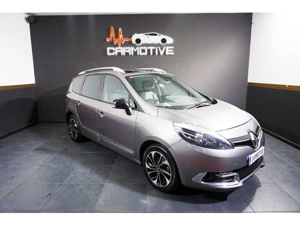 Renault Grand Scenic 1.5DCI 110CV BOSE EDITION - 0