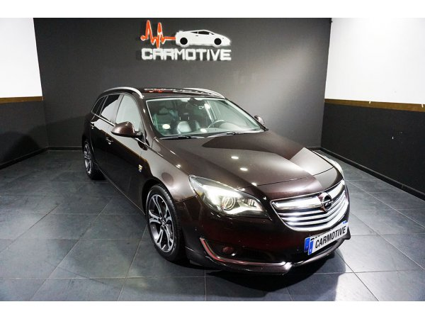 Opel Insignia  ST 2.0 CDTI ecoFLEX S&S 140 CV Excellence OPC Line