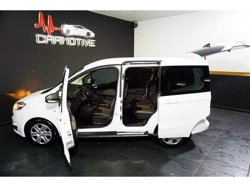 Ford Tourneo COURIER 1.5 TDI 95 CV
