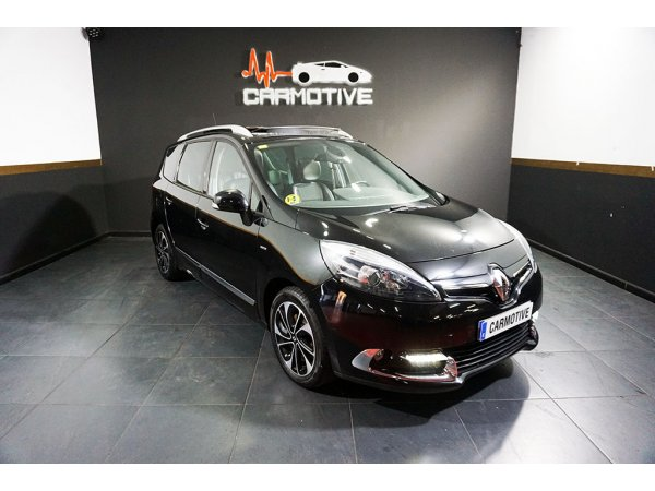 Renault Grand Scenic Bose Edition Energy 1.5 dCi 110 eco2 7 Plazas