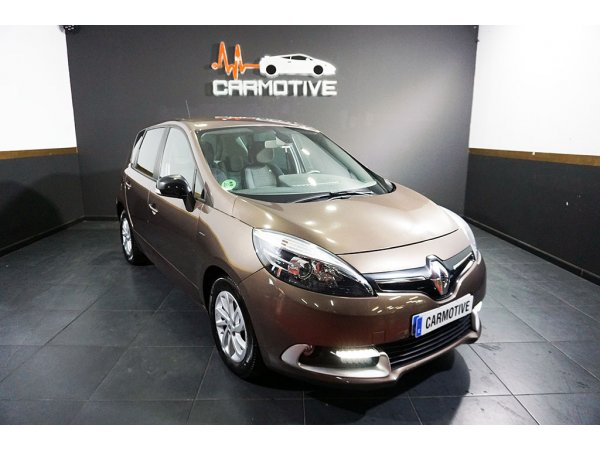 Renault Scenic LIMITED Energy 1.5 dCi 110 CV Euro 6