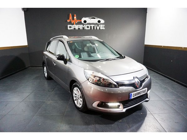 Renault Grand Scenic LIMITED Energy 1.5 dCi 110 CV eco2 Euro 6
