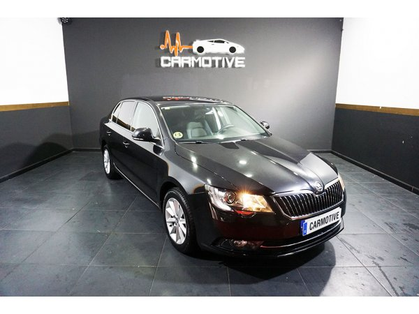 Skoda Superb 2.0 TDI CR 140 CV Ambition