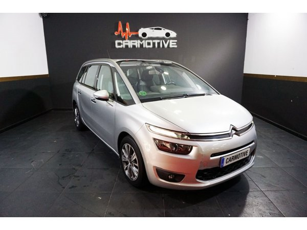Citroen Grand C4 Picasso 1.6 BlueHDi 150 CV Airdream Feel 7 Plazas