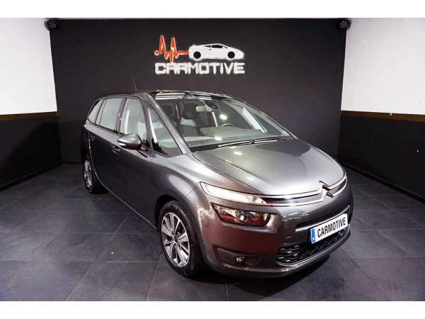 Citroen Grand C4 Picasso 1.6HDI FEEL 120CV AUTOMATICO