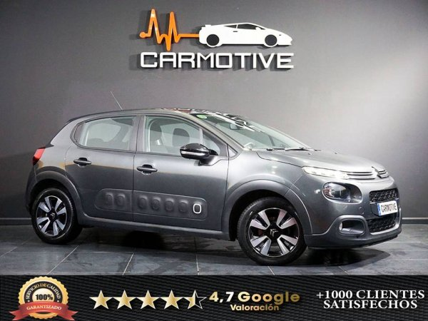Citroen C3 1.6 BlueHDi 100CV FEEL