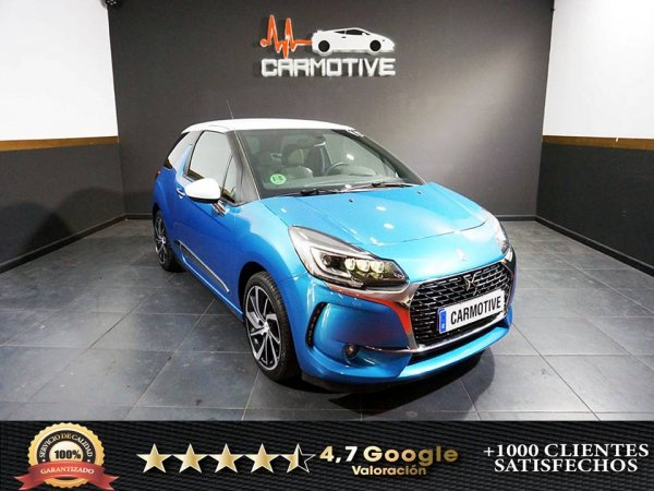 DS DS 3 1.6 BlueHDi 100CV S&S Style