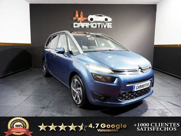Citroen Grand C4 Picasso 2.0 BlueHDi 150 CV Airdream Feel
