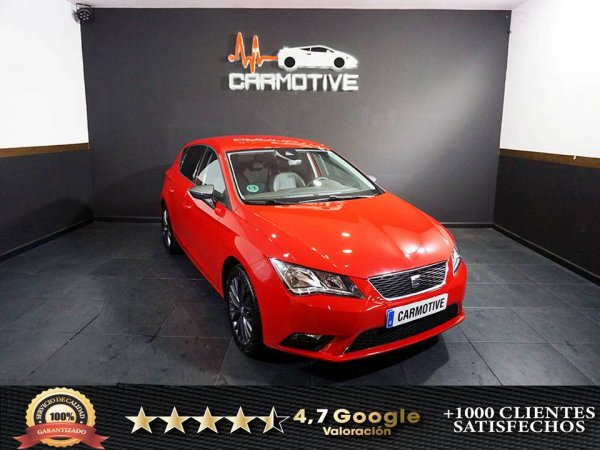 Seat Leon 1.6 TDI 110 CV St&Sp Style Connect Plus