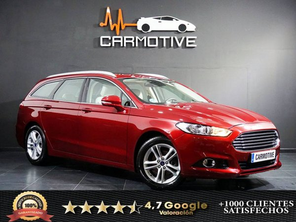 Ford Mondeo 2.0 TDCI 150 CV POWERSHIFT TITANIUM  SPORTBREAK - 0