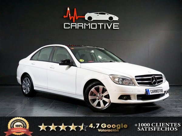 Mercedes-Benz C 220 2.2CDI 170CV MANUAL