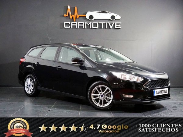 Ford Focus S.B 1.0 Ecoboost 125 CV TREND
