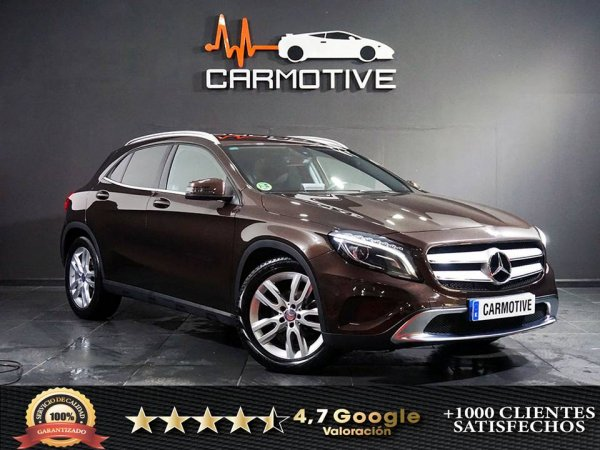 Mercedes-Benz GLA 200 2.2CDI 136CV MANUAL