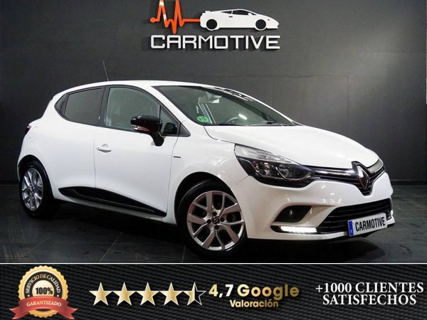 Renault Clio 1.0 TCE 90CV LIMITED