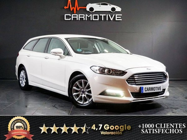 Ford Mondeo 2.0 TDCi 150 CV BUSINES