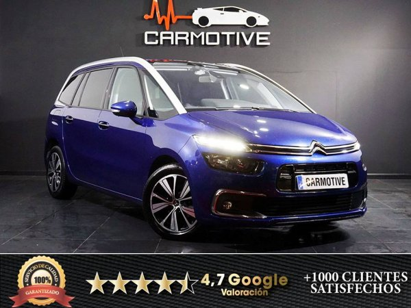 Citroen Grand C4 Picasso GRAND C4 PICASSO 1.6 DHI 120 CV
