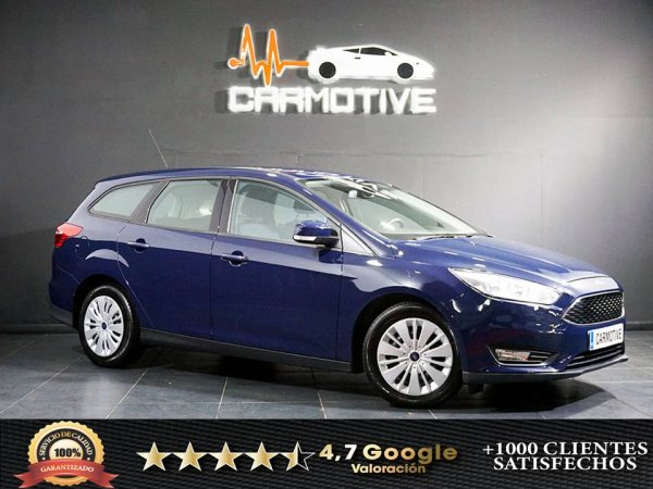 Ford Focus 1.5 TDCi E6 120 CV Trend Sportbreak