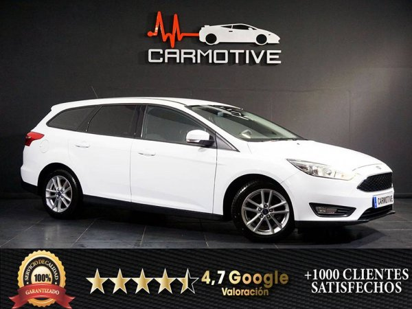 Ford Focus 1.5 TDCi 120 CV Trend + Sportbreak