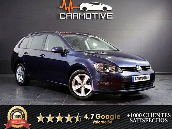 Volkswagen Golf 1.6TDI 110CV VARIANT DSG ADVANCE