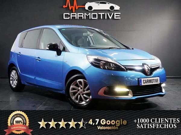 Renault Scenic 1.5 DCI 110CV LIMITED