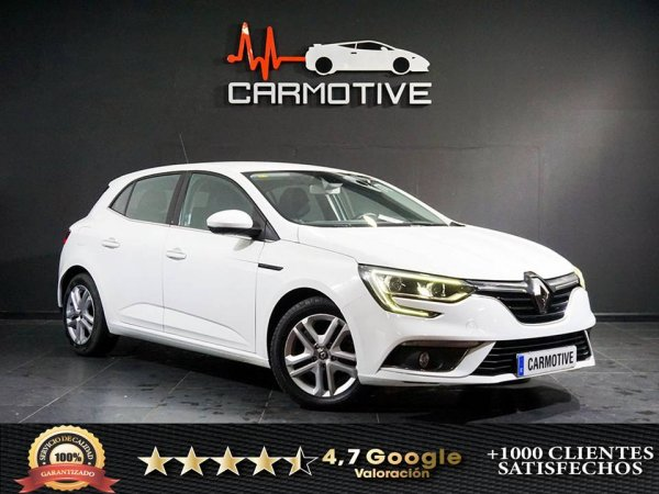 Renault Megane 1.5 DCI 110 CV BUSINESS - 0