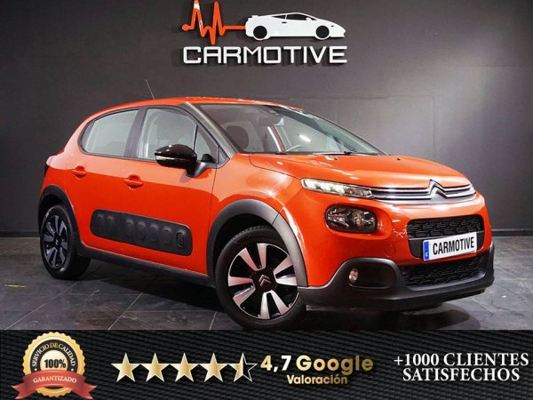 Citroen C3 1.2 PURE TECH 82 CV FEEL